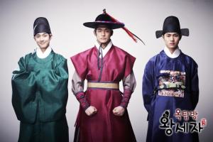 Joseon Era Do Chi-san, Woo Yong-sul, Song Man-bo